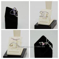 Серебряное кольцо большой выбор