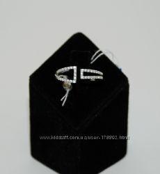 Серебряное кольцо раздвижное большой выбор