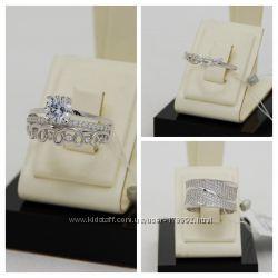 Серебряные кольца 925 большой выбор
