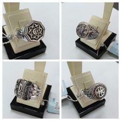 Серебряное кольцо 925 большой выбор