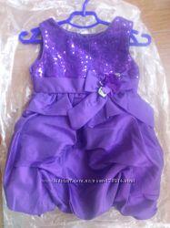 Праздничное  платье YOUNGLAND  размер  3 года  новое с биркой