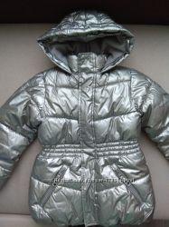 Модная куртка Charies Vogele 116 размер еврозима