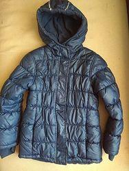 Курточка Dopo Dopo 128 разм. деми на холодную осень весну отличное сост.