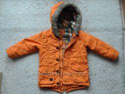 Куртка mothercare на 2-3 года