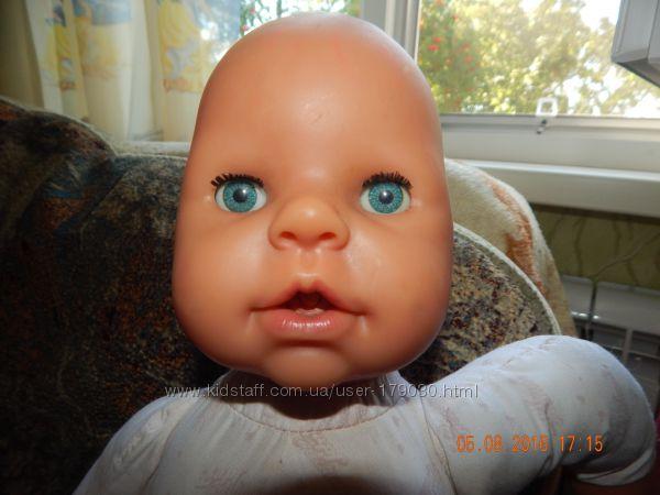 інтерактивна кукла zapf creation
