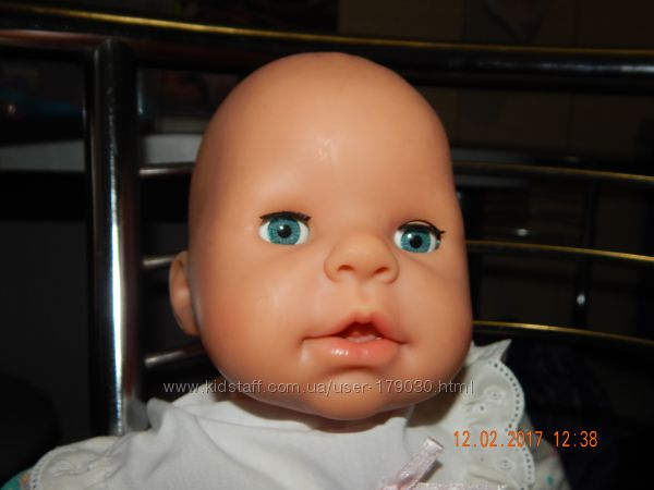 інтерактивна кукла zapf creation. вилікуй мене