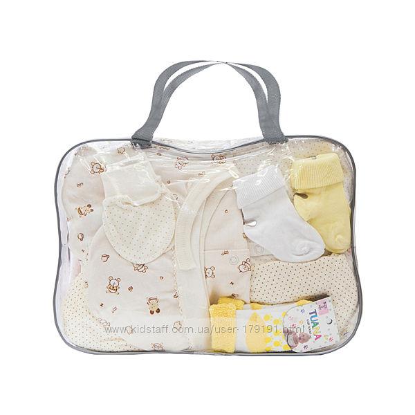 Набор одежды для новорожденного, набор в роддом