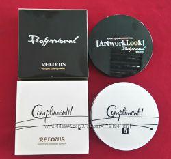 Белорусский хайлайтер, пудры ArtworkLook и Complimenti от Relouis в наличии