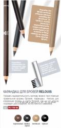 Белорусский карандаш для бровей  Relouis в наличии
