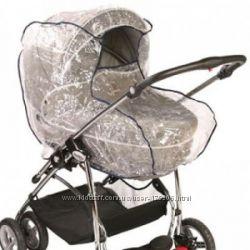 Универсальные дождевики и сетки для колясок