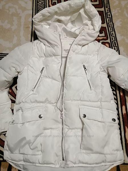 Демисезонная куртка Zara на 10 лет