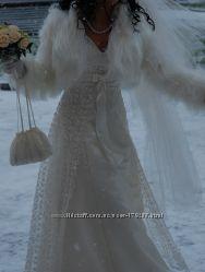 платье свадебное 900гр.