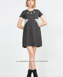 Красивое платье-туника ZARA