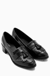 Легкие кожаные туфли   Next