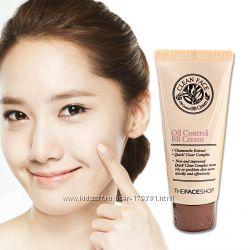 Крем ББ для проблемной кожи Clean Face Oil Control Bb Cream 35мл