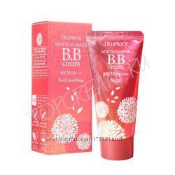 ББ крем с экстрактами белых цветов SPF35 PA