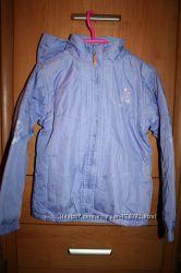 Двусторонняя куртка на 9-10лет