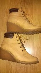 Деми ботинки Timberland 39 размер