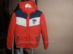 демисезонная мальчиковая курточка