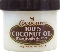 100  кокосовое масло для волос и тела Cococare 100 Coconut Oil
