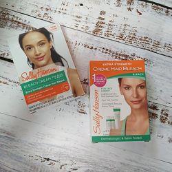 Набор для обесцвечивания волос на лице Sally Hansen Facial Hair Creme Bleac