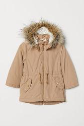 Продам детские деми куртки парку на девочку из Америки