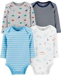 В наличии яркие бодики Carters  для наших малышей от американских брендов