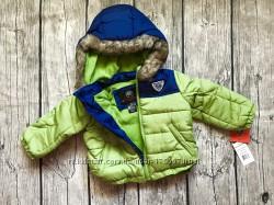 Демисезонные фирменные куртки на мальчика в наличии