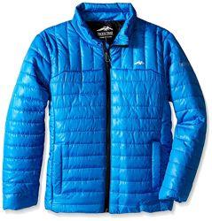 Детская деми куртка на мальчика Pacific Trail синяя на 14-16лет