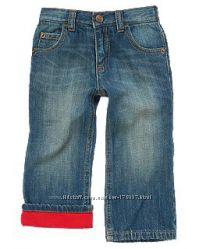 Детские джинсы на флисе Old Navy в наличии на мальчиков