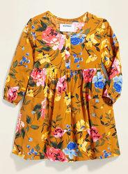 Детские платья на осень и зиму на девочку HM и другие марки