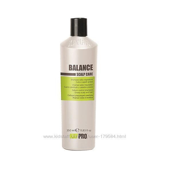 KAYPRO Balance Себорегулирующий шампунь для жирных волос Италия