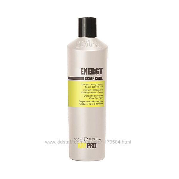 KAYPRO Energy Энергетический шампунь от выпадения волос Италия