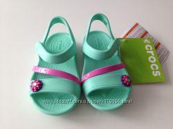 Детские Crocs Sandal Lina  23-35р