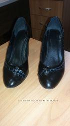 Кожаные туфли 37р