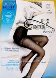 Специальные одёжки для ножек, колготки GATTA beauty