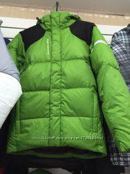 Продаю мужской зимний горно-лыжный пуховик Salomon.