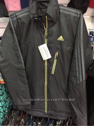 Продаю мужскую зимнюю горно-лыжную куртку Adidas PrimaLOFTзаменит. пуха