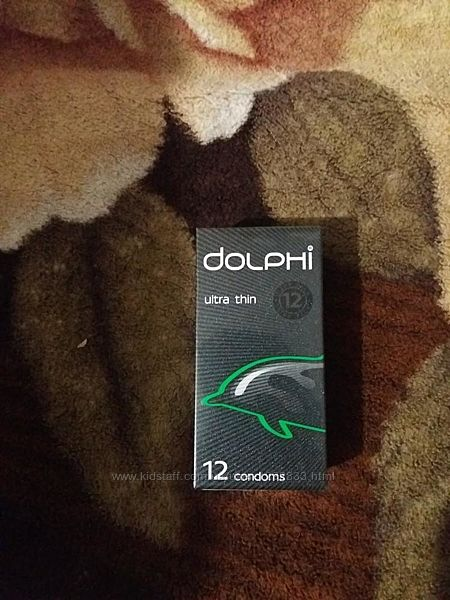 Презервативы dolphi ultra thin, 12