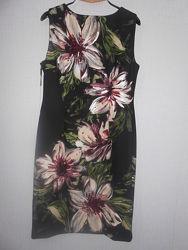 Очень красивое платье без рукавов calvin klein размер 12