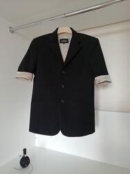 Брендовый пиджак жакет с коротким рукавом Debenhams