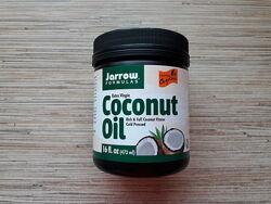 Jarrow Formulas, Органическое кокосовое масло Extra Virgin США 473 г