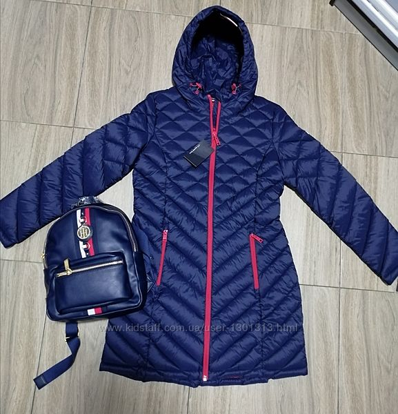 Куртка пальто Tommy Hilfiger Размер М Оригинал Хилфигер