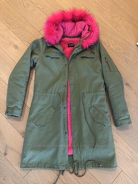 Демисезонная куртка-парка Guess