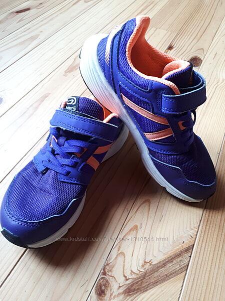 Кроссовки для девочки Dekathlon