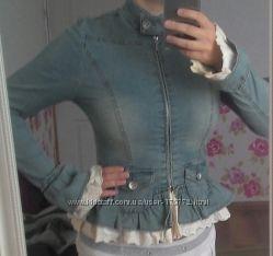 Классная куртка-пиджак Sela