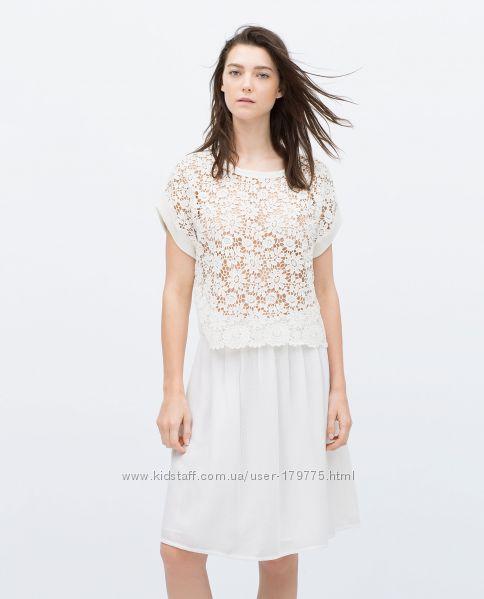 Рубашки Zara