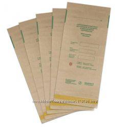 Крафт пакет для стерилизации 100200 мм - 100штуп с индикатором