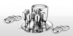 Набор для шампанского Ля  Перле от ЦЕПТЕР