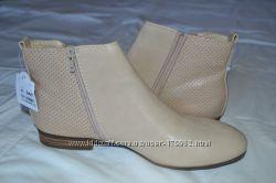 Фирменные удобные деми ботиночки из Германии 40размер 26см стелька ТОРГ
